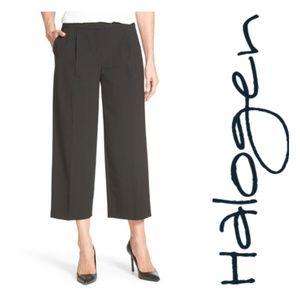 Halogen Taylor Wide Leg Crop Pants 10